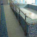 Ограждение бассейна