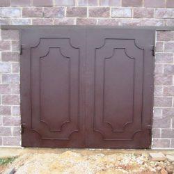 1. Ворота гаражные