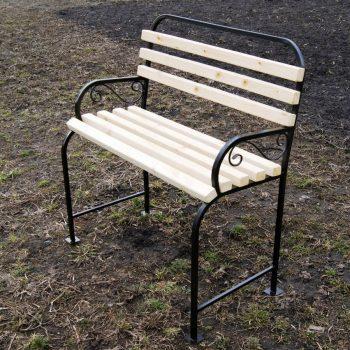 2. Скамейка для кладбища